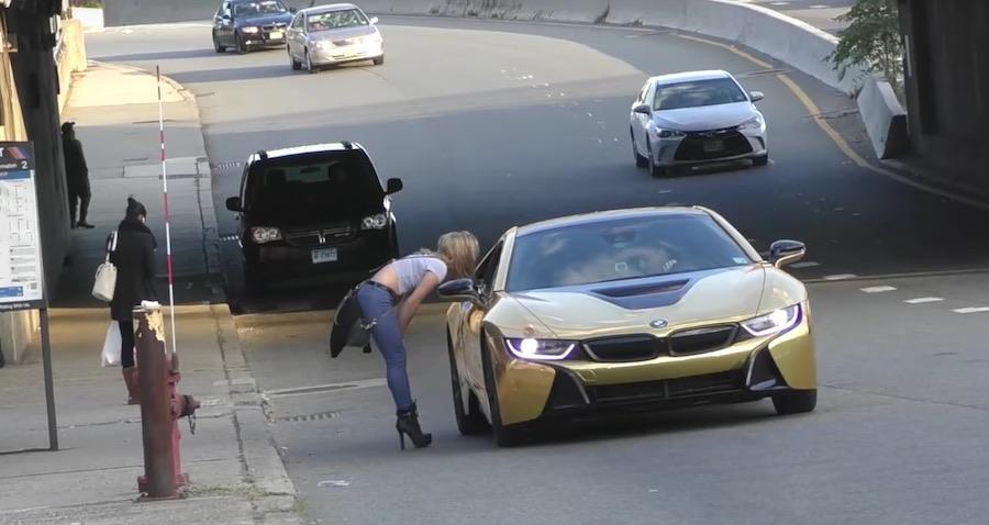 El BMW de Coby Persin