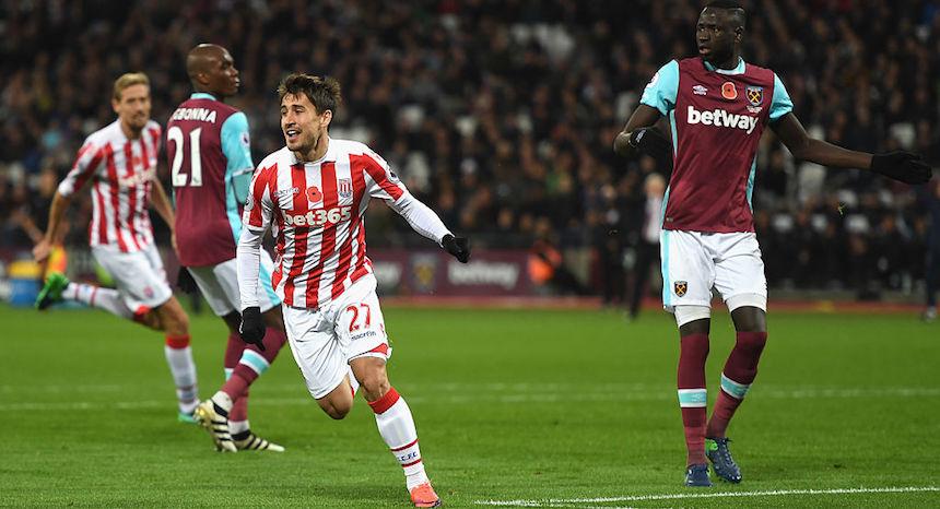 Bojan marcó el gol del empate