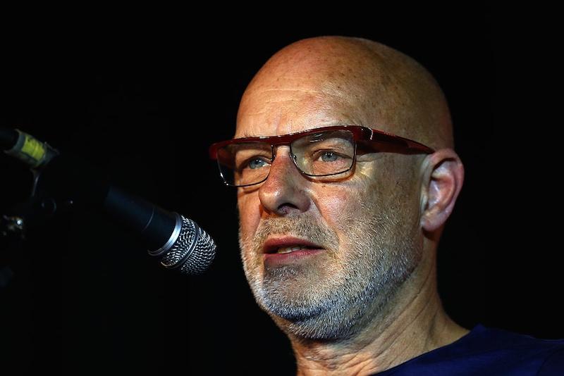 ¡¡Tendremos otro álbum ambient cortesía de Brian Eno!!