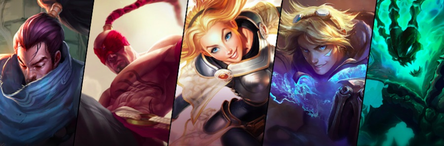 League of Legends - Populares