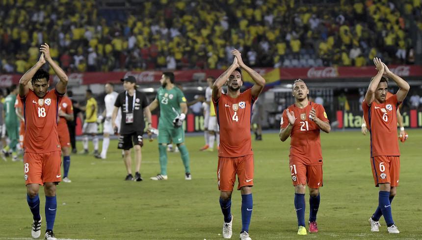Chile tiene la obligación de ganar