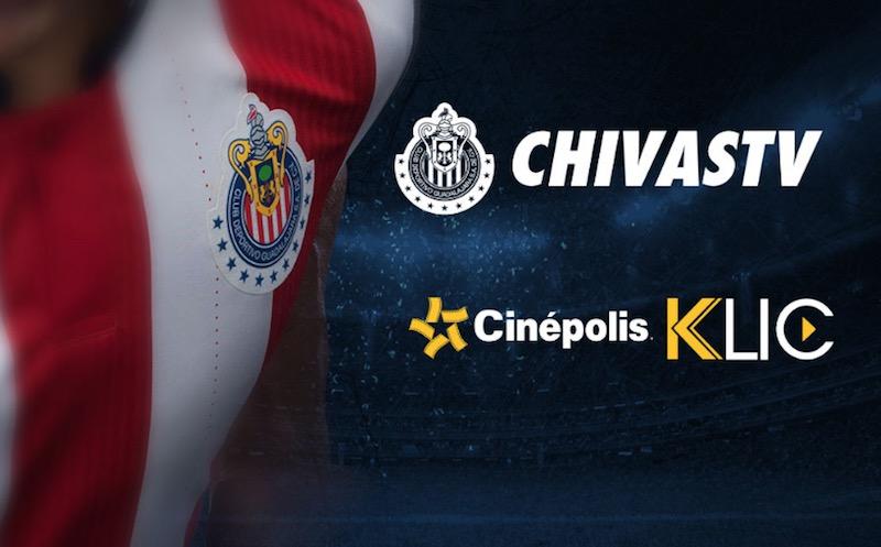 A ver si se arregla la cosa: los partidos de Chivas podrán verse desde Cinépolis Klic