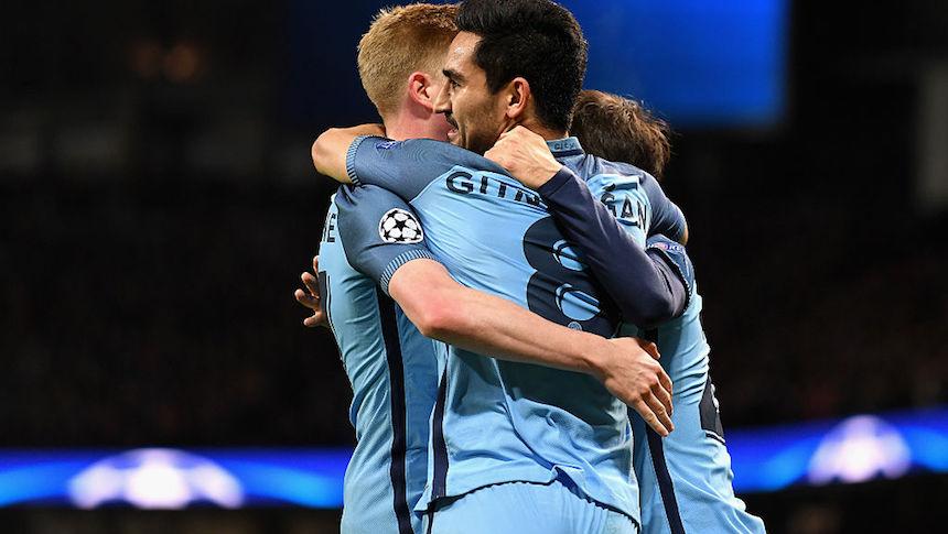 El Manchester City termina con el invicto del Barcelona en Champions
