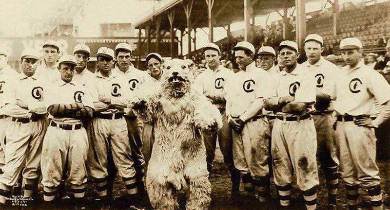 Cubs 1908 ganan
