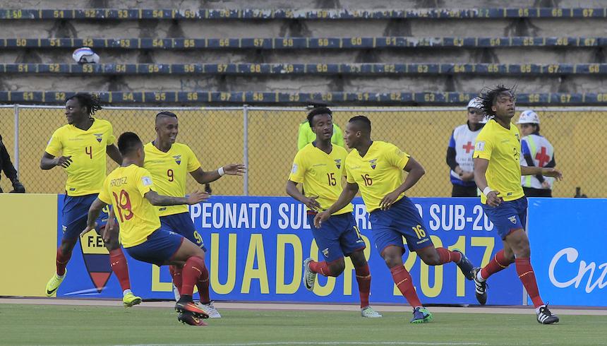 Ecuador tiene que sacar los tres puntos