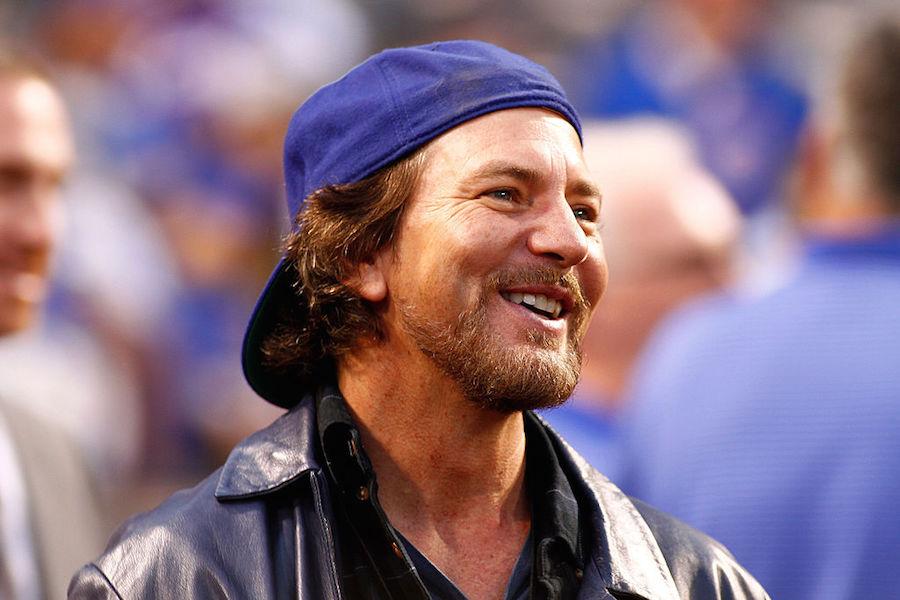 Así reaccionaron Eddie Vedder y Bill Murray por la victoria de los Cubs