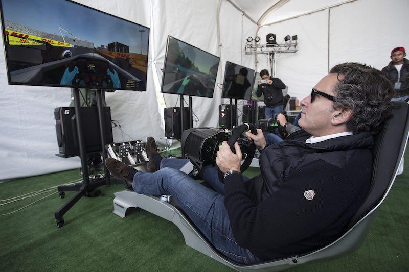 Foro Sol Prueba Piloto Fórmula E