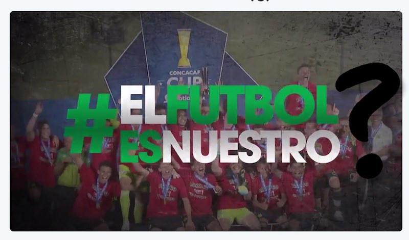 ¿En serio podemos decir que #ElFutbolEsNuestro?