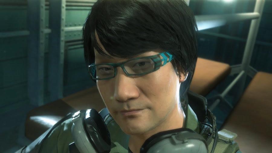 Hideo Kojima... ¡Genio!