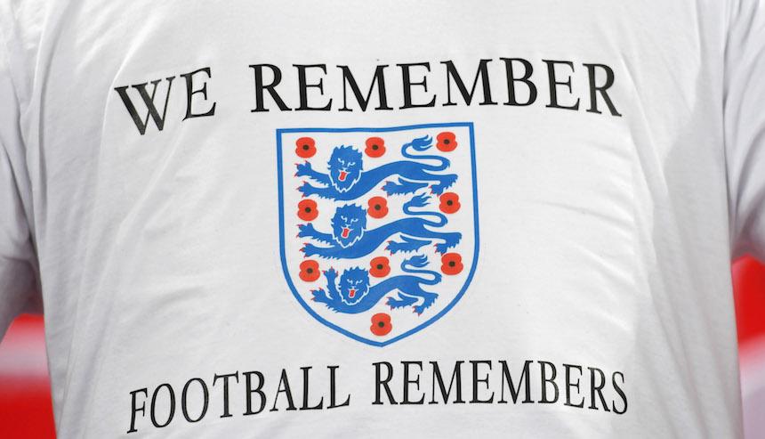 Inglaterra celebra el día del recuerdo