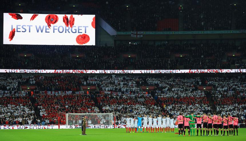 Inglaterra y Escocia se unieron en protesta contra la FIFA
