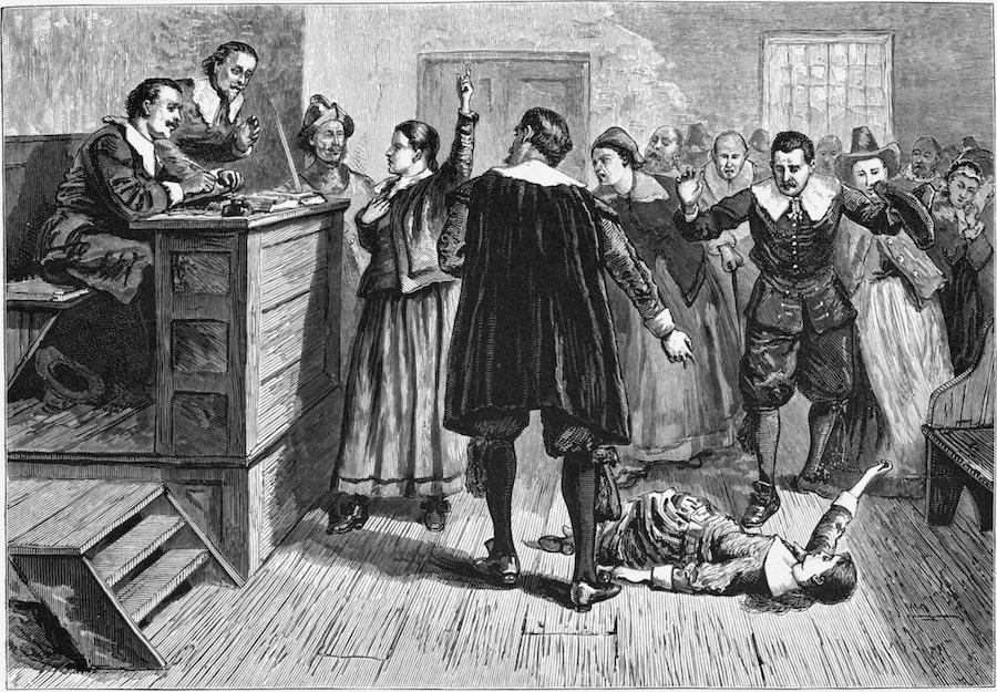 Juicios de brujería en Salem