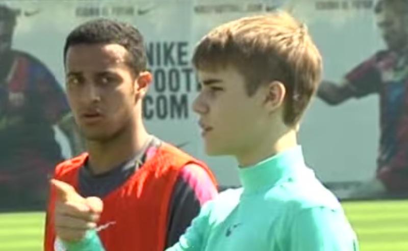 Justin Bieber Barcelona 2011