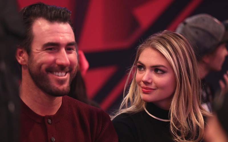Kate Upton defiende a Justin Verlander después de conocer al ganador del Cy Young