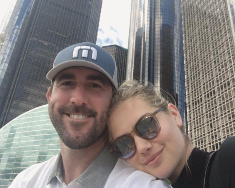 Kate Upton y Justin Verlander