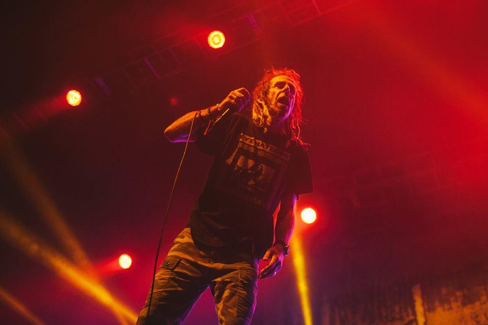 El salvaje ritual metalero de Lamb of God en la CDMX