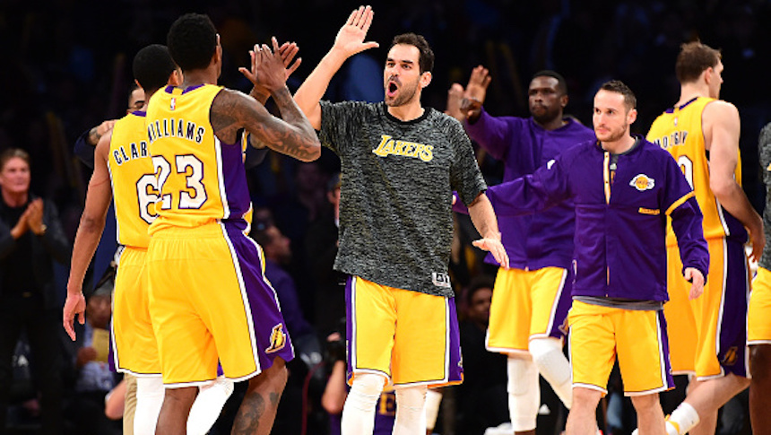 La era después de Kobe Bryant en los Lakers no va tan mal