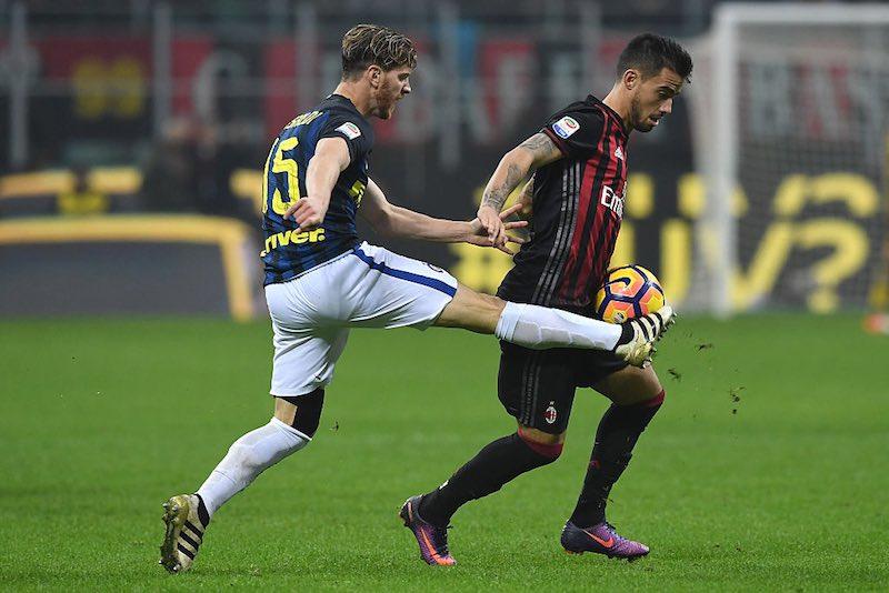Milan juega Inter