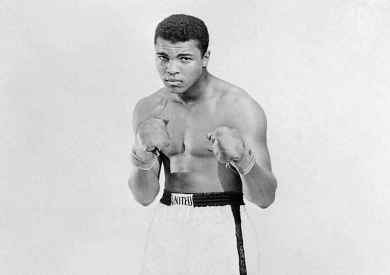 In memoriam: 'El más grande de todos' Muhammad Ali