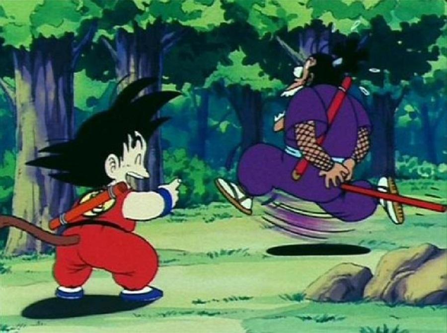 Dragon Ball - Ninja Púrpura