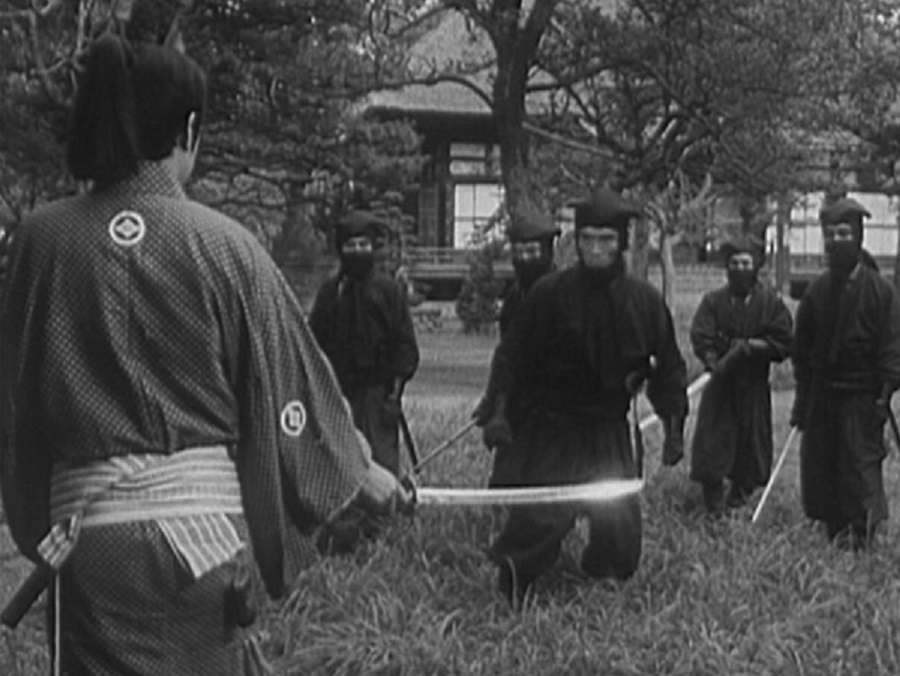 Ninja vs Samurái