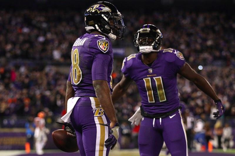 Ravens gana TNF