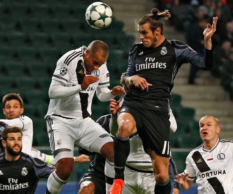 ¿Qué pasó? Real Madrid apenas empata con Legia y todos los goles en Champions League