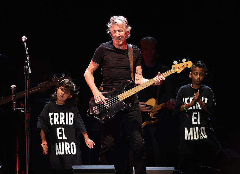 Roger Waters pide a The Chemical Brothers que no se presenten en Israel
