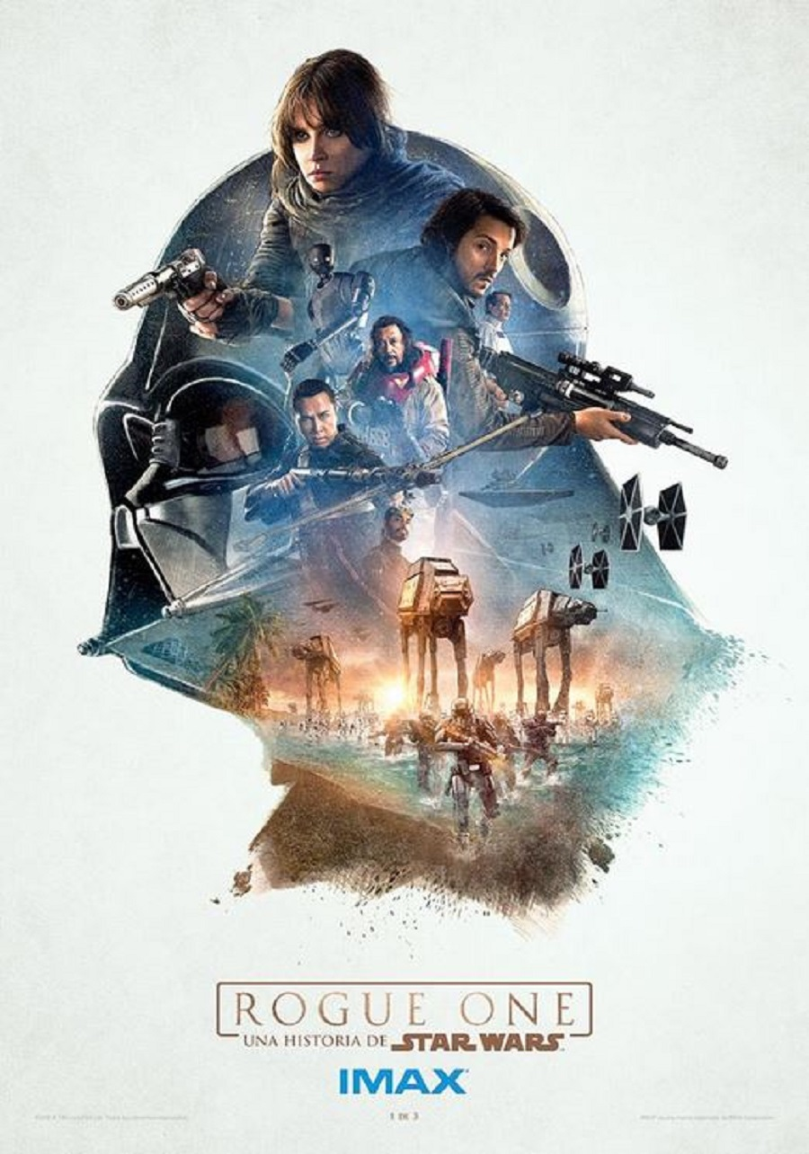 Póster de IMAX - Rogue One