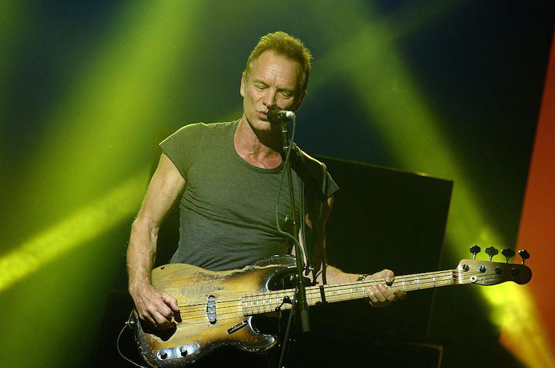 Sting será el primer artista en volver a tocar en el Bataclan