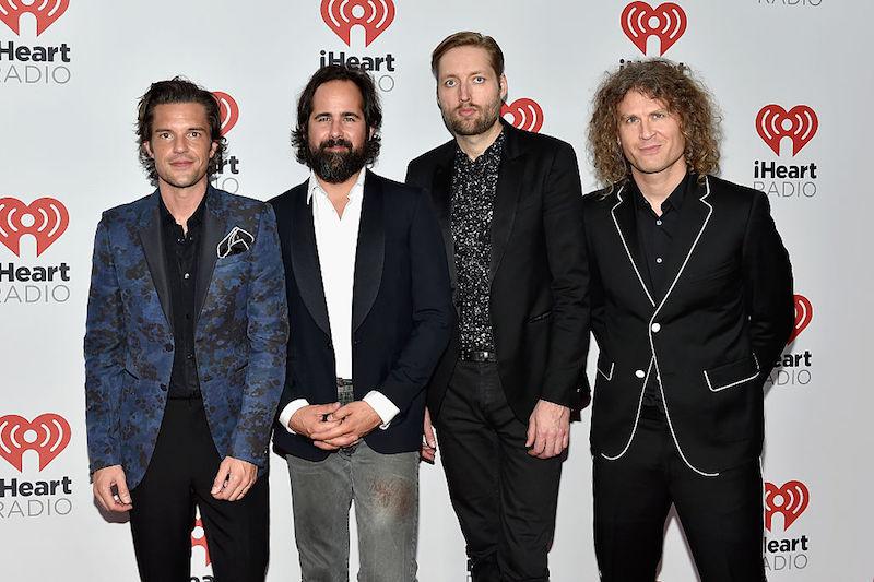 The Killers: experiencias en México, quinto álbum y Navidad