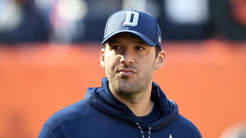 Los cinco equipos que podría usar a Tony Romo