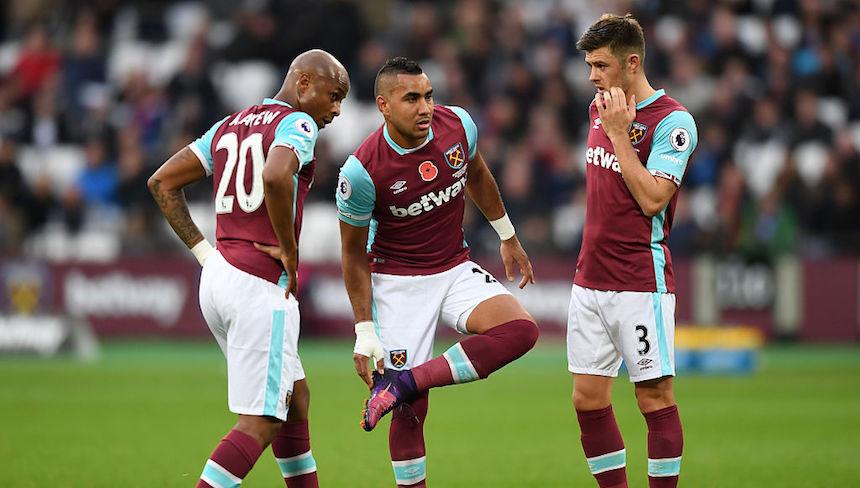 El West Ham no aprovechó su localía