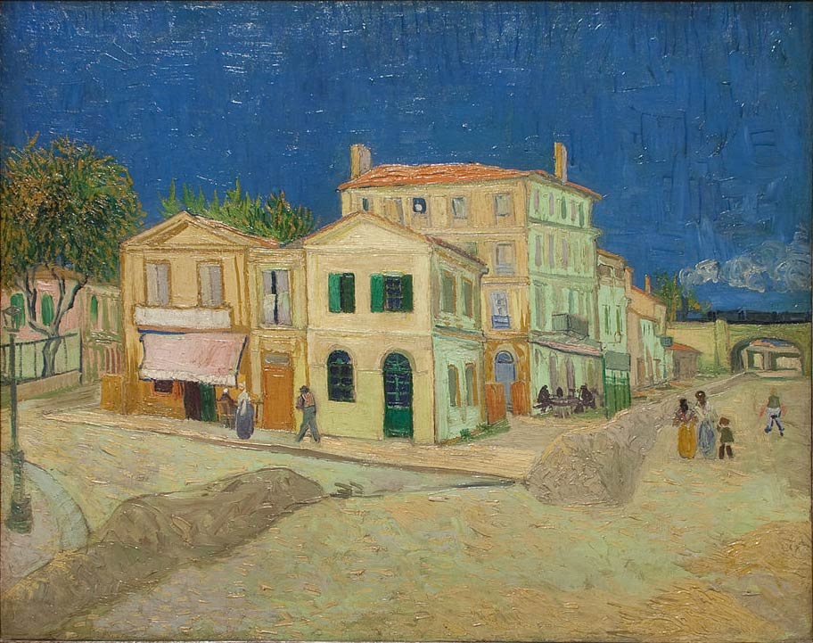 Yellow House - Van Gogh
