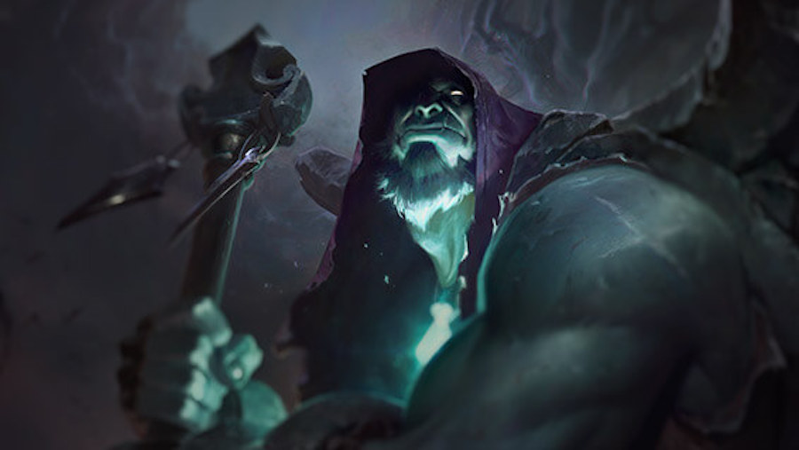 League of Legends - Yorick