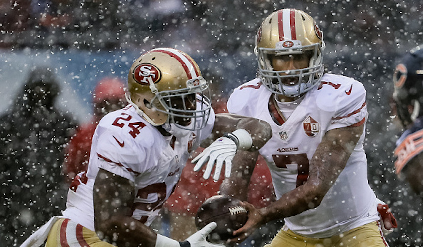 Galería: ¡Let it snow! La primera nevada en la NFL