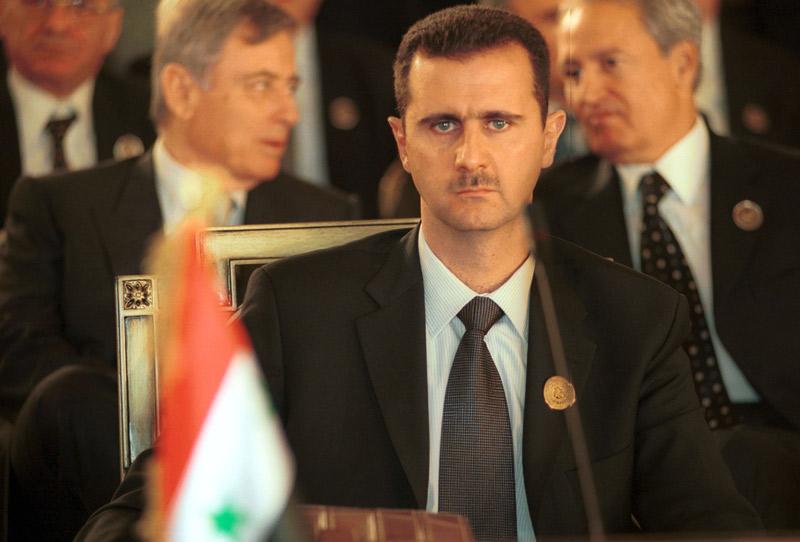 Bashar Al Assad presidente de Siria