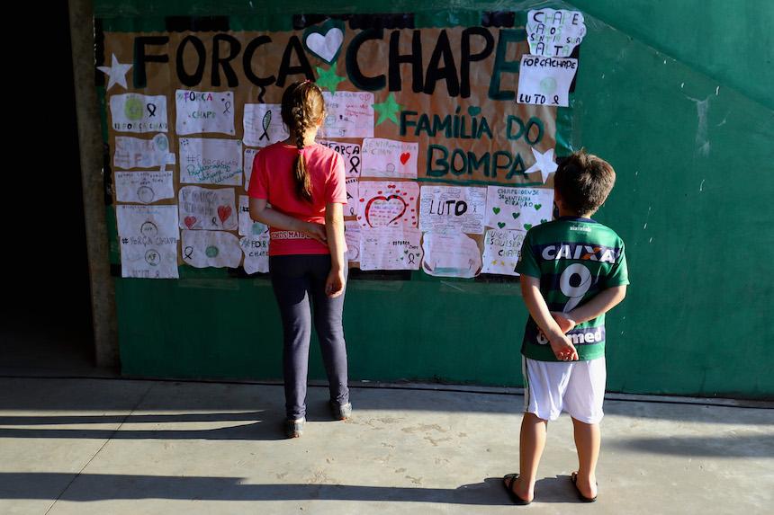 Primeras palabras de un sobreviviente de la tragedia del Chapecoense