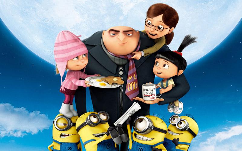 Gru y los minions regresan en el trailer de mi villano for Espectaculo gru y sus minions