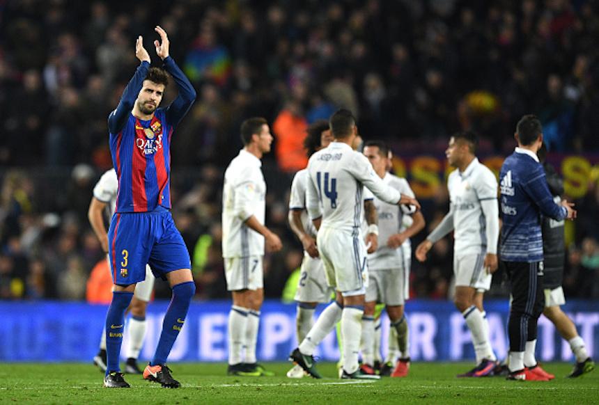 Los cinco puntos que nos dejó el empate en El Clásico español