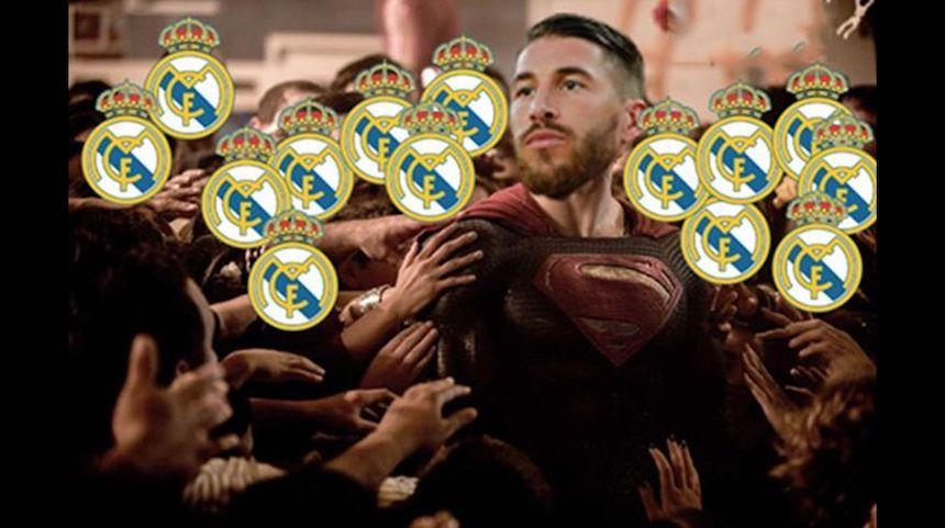 No te pierdas los mejores memes del Clásico Español