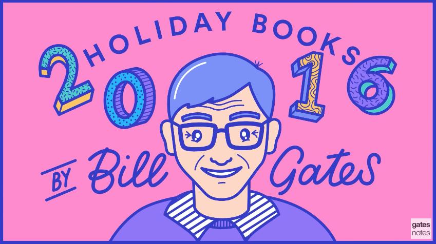 Recomendaciones de libros de Bill Gates