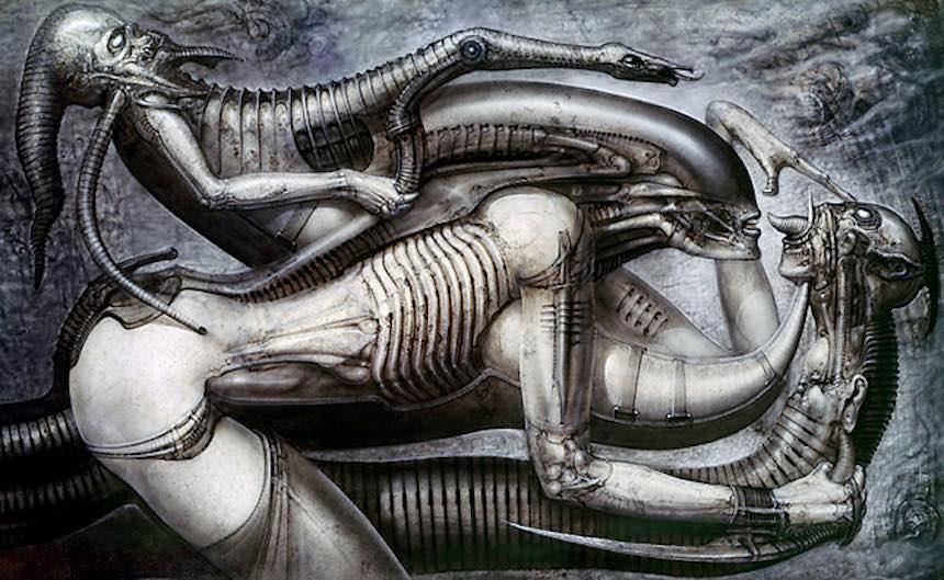 Alien Necronomicon V