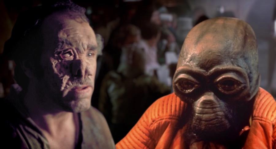 Personajes conocidos de Star Wars