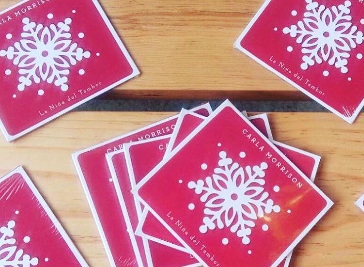 Un regalo navideño de Carla Morrison… ¡nuevo EP!