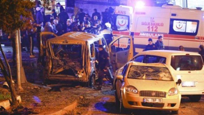 coche bomba Turquía