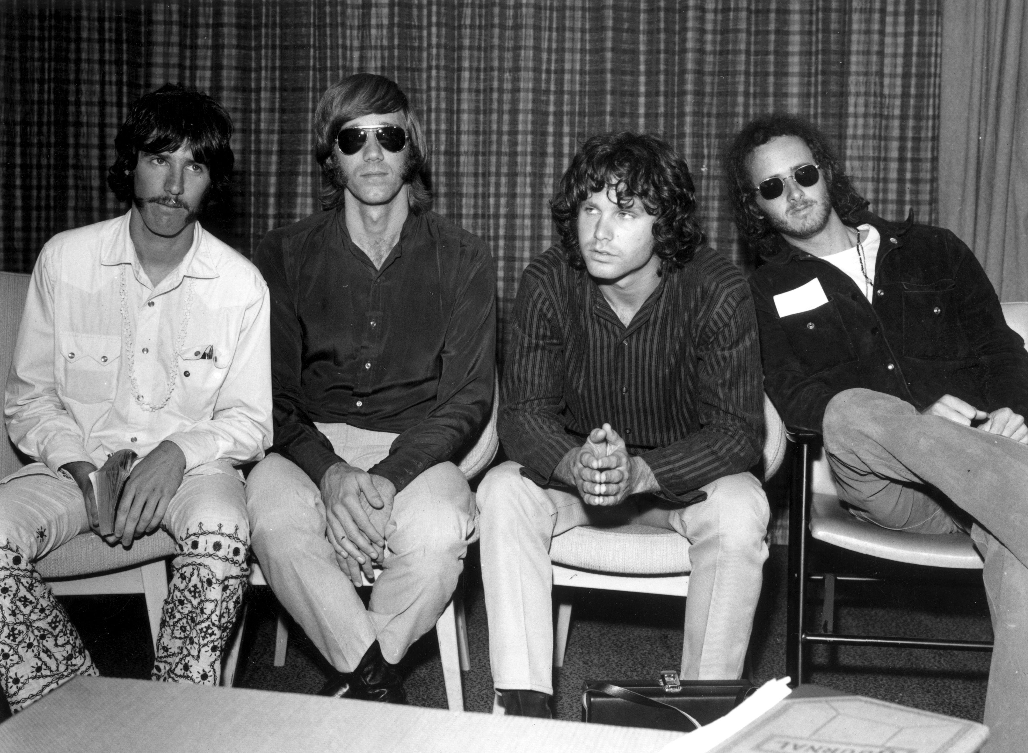 Estos grandes músicos fueron influenciados por Jim Morrison