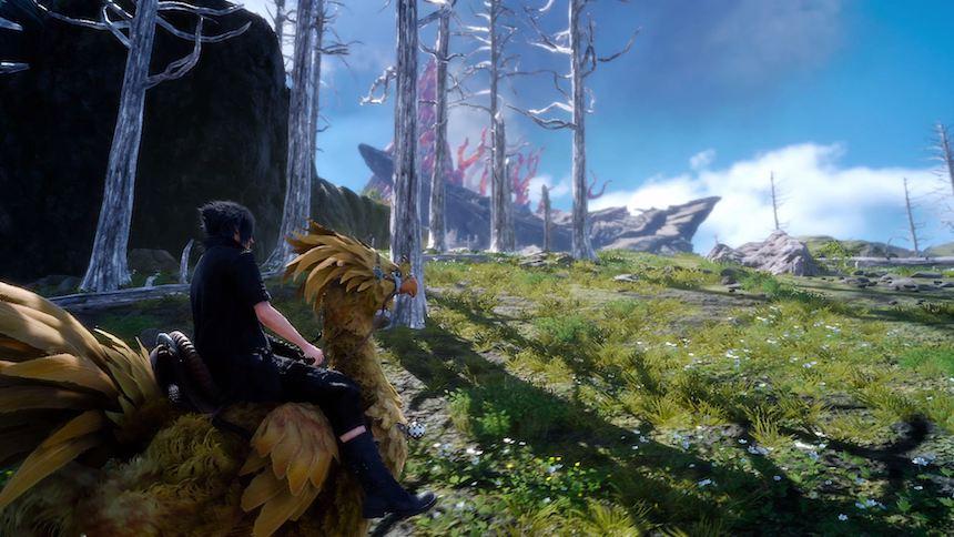 Final Fantasy XV Reseña