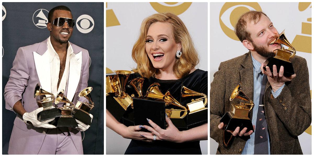 Chequen la lista completa de nominados al Grammy 2017