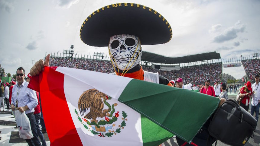 ¡Otra vez señores! El GP de México fue el mejor de la Fórmula 1